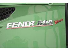 2014 Fendt 828 VARIO 4X4