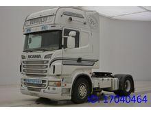 2010 Scania R480 TOPLINE