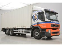 Used 2007 Volvo FE 2