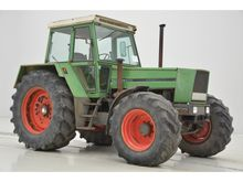 1985 Fendt FAVORIT 612