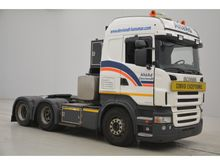 Used 2006 Scania R48