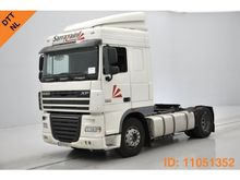 2007 DAF XF 105.410 Spacecab