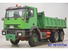 1994 Iveco 260E34 - 6X6