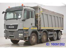 2013 MAN TGS 41.440 - 8X4