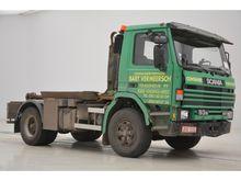 Used 1995 Scania P 9