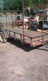 2000  utility trailer
