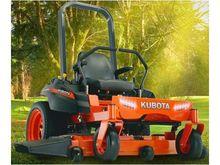 2016 Kubota Z121SKH-48
