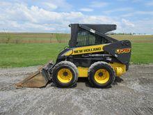 2010 New Holland L175 Skid Stee