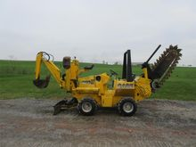 Used Trencher : CASE