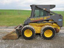 2001 New Holland LS170 Skid Ste