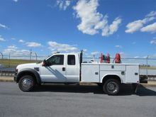 2008 Ford F450 Commercial Vehic
