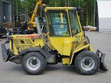 Wille 345 Park loader 2001