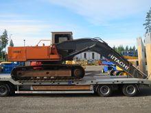 Hitachi UH83 excavator project