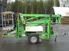 Niftylift 120TACT Towable Boom