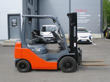 Toyota 8FDF18 Diesel Forklifts