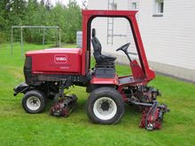 Toro 6500D Lawnmower