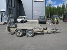 Indespension 2600kg 2-axle tran