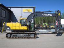 Volvo EC160CL SMP Rototilt ST18