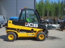 JCB TLT35D 4x4 Teletruk 2013