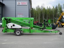 Niftylift 210H Towable Boom Lif
