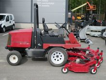 Toro 3000D Lawnmower 2003