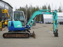 IHI 45NX-2 excavator Sold in 20
