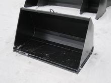 Avant loader bucket 120cm / 0.3
