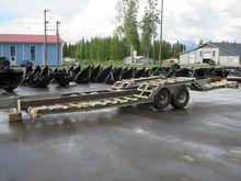 Traktorilavetti two-axle 11 ton