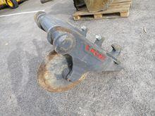 Pome Asphalt splitter NTP-20/30
