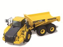 2014 Komatsu HM400-3 537861