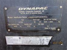 2012 DYNAPAC CC722