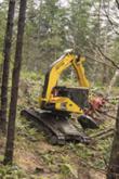 2016 Komatsu Forest XT460L-3 56