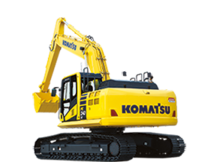 Used Komatsu PC240LC
