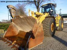 2011 CAT 966 H - normal steerin