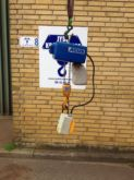 Used chain Hoist in