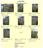 Used TOOL CABINETS F