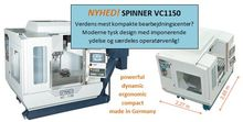 2015 SPINNER VC1150 - Extremely