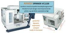 New 2015 SPINNER VC1