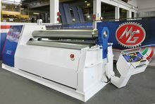Used MG G 3-roll hyd