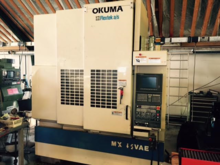 Used 2000 OKUMA MX 4