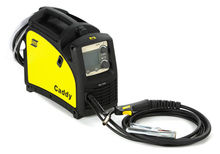 ESAB Caddy Mig C200I CO 2 plant