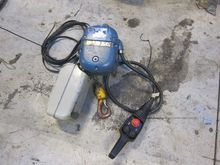 Used DEMAG Use elect