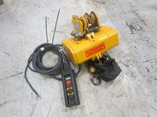 Liftket B-3 electric hoist - 15