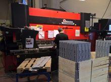 Amada press break 125 & 80 ton