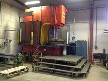 Fjellman 630 tons hydraulpress