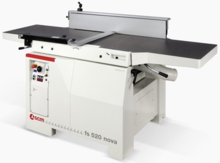 2016 SCM FS520 combined jointer