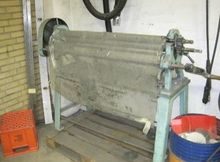 Used Manual roller p