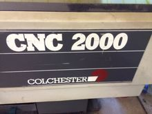 Used COLCHESTER CNC