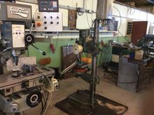 Huvema milling machine with 2 a