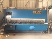 1992 HACO machine scissors